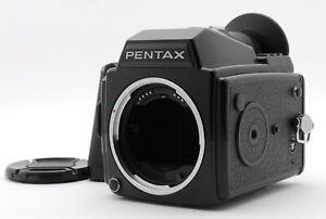 *NEAR MINT* Pentax 645 Medium Format Film Camera Body 120 Film Back From Japan