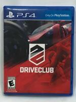 Driveclub PS4 (Sony PlayStation 4, 2014)