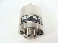 Rheodyne 7030 6-Port Sample Injector Syringe / HPLC Injector Valve - Valve Only