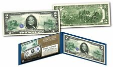 1914 Series $20 Grover Cleveland Federal Reserve Note designed on Modern $2 Bill