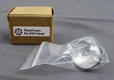 Elzetta Flood Lens for High Output AVS Head and Bones Flashlight - NEW