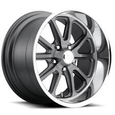 "US Mags U111 Rambler 20x9.5 5x5"" +1mm Textured Grey Wheel Rim 20"" Inch"