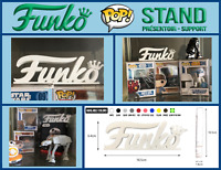 Funko POP Display Stand Collector Présentoir Support Collectionneurs 3D Printed