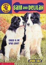 Kids fun paperback:Sam and Delilah.Puppy Patrol books-Border collie+mutt=love :)