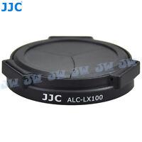 JJC Auto Lens Cap for Panasonic Lumix DMC-LX100 Camera as DMW-LFAC1,fits Filter