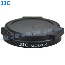 JJC Auto Lens Cap for Panasonic Lumix DMC-LX100 Camera as DMW-LFAC1 ,fits Filter