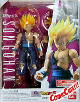 Dragonball Z ~ S.H. Figuarts ~ SUPER SAIYAN GOHAN ACTION FIGURE ~ Cell Battle