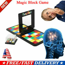 Magic Block Game New 2019 Game Of Brains - Kids & Adults Family Board Game USA