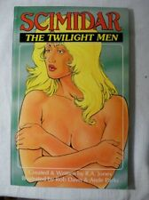 Scimidar Book Three The Twilight Men (1992, Malibu Graphics) FP VG+