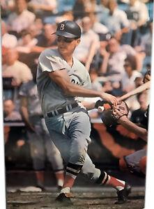 1968 TONY CONIGLIARO BOSTON RED SOX SPORTS ILLUSTRATED BASEBALL 24X36 POSTER