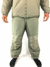 Primaloft Extreme Cold Weather Pants, Army ECWCS Gen III Level 7 Trousers Medium