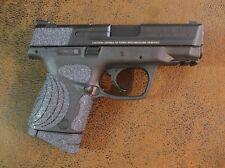 Sand Paper Pistol Grip Enhancements for S&W M&P COMPACT .40, 9mm, .357 Sig