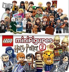 💥 YOU PICK! LEGO- Harry Potter - Series 1 & 2 - Minifigures - Fantastic Beasts