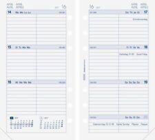 BRUNNEN Kalendereinlage 2019 Filius 9,3 x 17,2 cm 2 Seiten-1Woche  10-74903-19