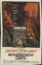 The Mountain Road 1960 27x41 Orig Movie Poster FFF-61856 Harry Morgan