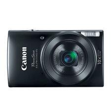 Canon PowerShot ELPH 190 IS Digital Camera (Black)
