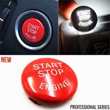 PULSANTE start stop ROSSO per BMW serie 3 5 X TASTO ACCENSIONE accessori tuning