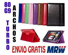 FUNDA  ARCHOS 80 G9 TURBO - MEDIDA ESPECIAL - 8 COLORES - UNIVERSAL