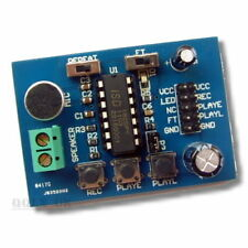 ISD1820 voice board voice module sound recording module on-board microphone SALE