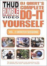 DJ QBERT's Complete Do-it yourself Vol. 2 skratch sessions dvd
