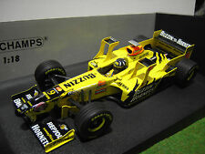F1 JORDAN 198w.TOWER  Wing D. HILL 1/18 MINICHAMPS 180980039 voiture miniature