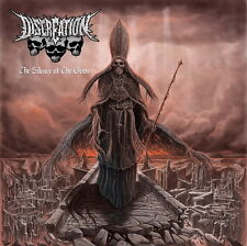 DISCREATION - The Silence Of The Gods CD NEU / OVP!