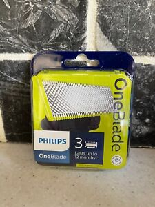Genuine Philips OneBlade Replacement Blade - Pack of 3 (1 year supply) QP230/50