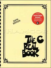 The Real Book C Sixth Edition Music Book/Audio Play Along SAME DAY DISPATCH