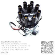 ELECTRONIC DIZZY V8 253-308 RED [HOLDEN HT-HG-HQ-HJ-HX-HZ SEDAN/WAGON/VAN/UTE]