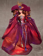Barbie Autumn Glory Enchanted Seasons Doll 1995 with Stand