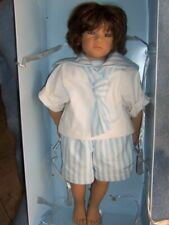 1992 Annette Himstedt – Enzo Boy from Italy, 24� doll #2304