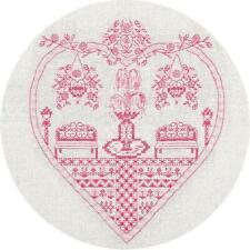Using Bordado de Punto de Cruz Kit-SO-1768 Jardín de Rosas