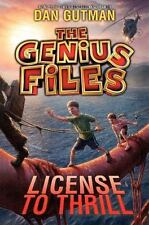 The Genius Files #5: License to Thrill-ExLibrary