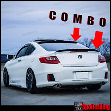 Spoilers Amp Wings For Honda Accord For Sale Ebay