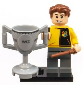 Lego Harry Potter Fantastic Beasts Minifigures Cedric Diggory New Opened