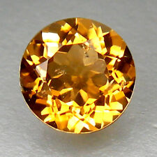1.26ct Yellow Tourmaline 100% Natural Africa Nice Color Gemstone $NR