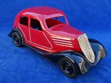 VOITURE TOLE ANCIENNE Old car - CIJ RENAULT CELTA 4 - ATTENTION ! Caution !