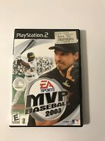 MVP Baseball 2003 (Sony PlayStation 2, 2003) Pre Owned