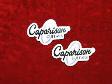 Caparison Guitars 2 Sticker Set......