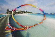 12PCS Rainbow Friendship bracelets /Angklets #20872