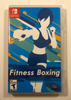 Fitness Boxing (Nintendo Switch, 2019) - Fast Free Shipping