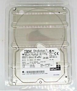"""IBM DESKSTAR DTLA-305030 30.7GB 3.5"""" P/N: 07N3401 5400RPM ATA/133 - NEW"""