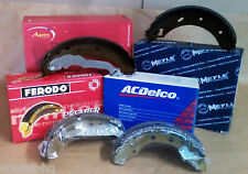 Rear Brake Shoes Honda Civic MK II AN AR DA Integra 79 - 95