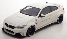 GT Spirit BMW LB PERFORMANCE M4 (Liberty Walk) White 1:18 ZM066 LE 300pcs*New!
