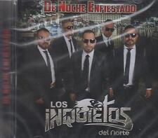 CD - Los Inquietos Del Norte NEW De Noche Enfiestado FAST SHIPPING !