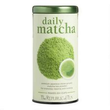 The Republic Of Tea 100% Matcha Daily Matcha powder - makes 20 cups