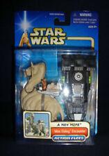 "Hasbro ~ ""Mos Eisley Encounter"" Action Fleet ~ Star Wars ~ Preowned Sealed"
