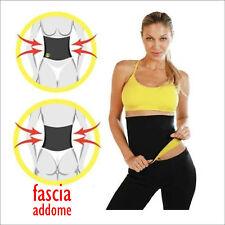 Hot Shapers Fascia Canotta Dimagrante Uomo Rassodante Sport Addome Fitness XL