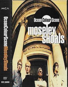 Ocean Colour Scene Moseley Shoals CASSETTE ALBUM Alternative Rock, Brit Pop,