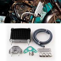 Oil Cooler Cooling Radiator Kits For 125cc 140cc 150cc ATV PIT Trail Dirt Bike